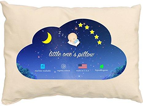 Little one's toddler pillow