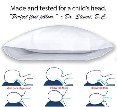 About Dreamtown Toddler Pillow review