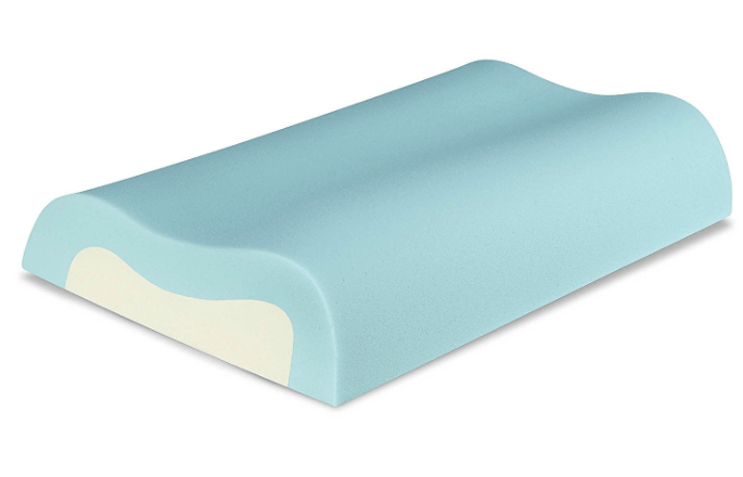 Sleep Innovation cool contour pillow