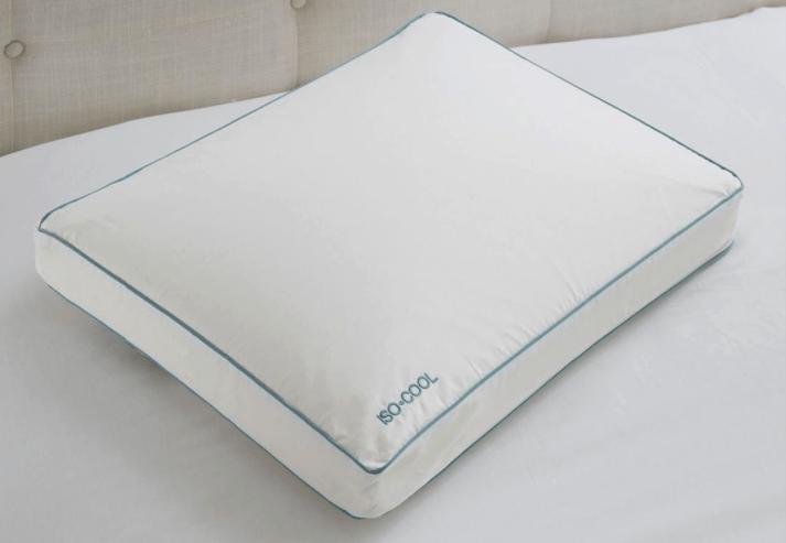 Iso-cool Memory Foam Pillow Reviews & Sleep Better Iso-Cool Memory Foam Pillow Reviews | PillowIdea