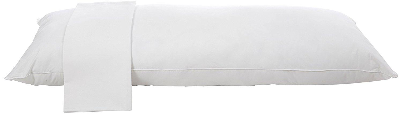 Hypoallergenic Down Alternative Body Pillow