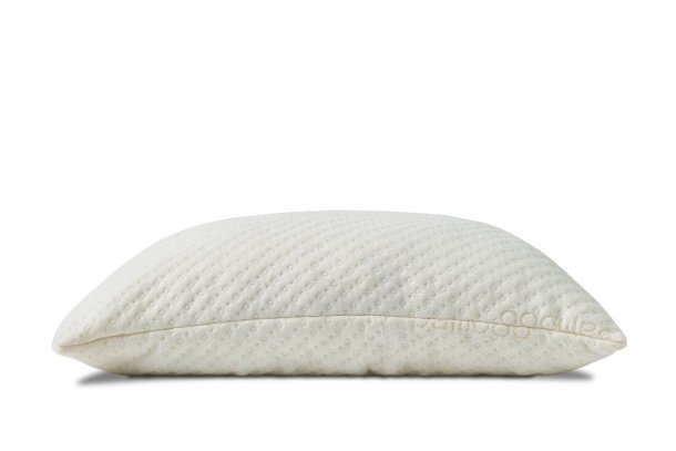 brentwood feathered bamboo pillow