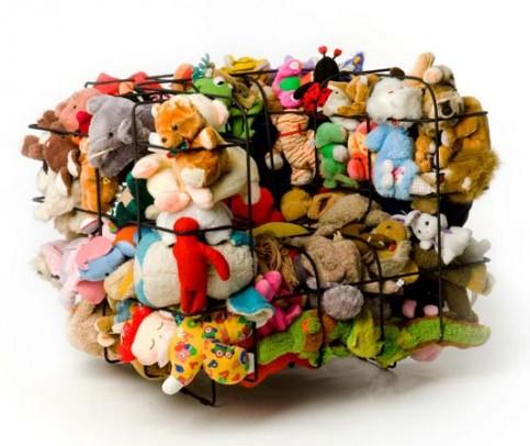 Multi Purpose Teddy Bear Chair