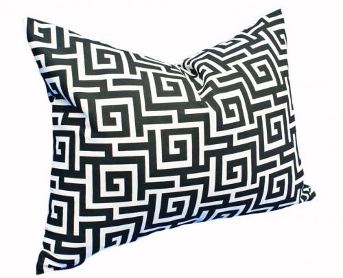 Rectangular Pillow ヮ Kaomojipu