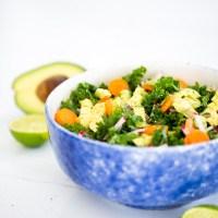 ¿Cómo hacer la mejor ensalada de kale?