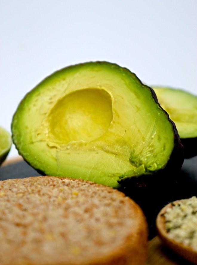 Pan con aguacate, avocado toast