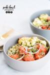 poke bowl vegano
