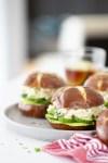 Sandwich de atún vegano (o ensalada de garbanzo