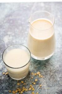 ¿Cómo hacer leche de avena?