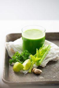 ¿Cómo hacer jugo verde?