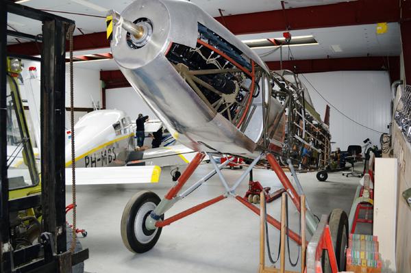 vliegveld hoogeveen 50 jaar Fokker C.10 grote trekpleister tijdens '50 jaar vliegveld Hoogeveen' vliegveld hoogeveen 50 jaar