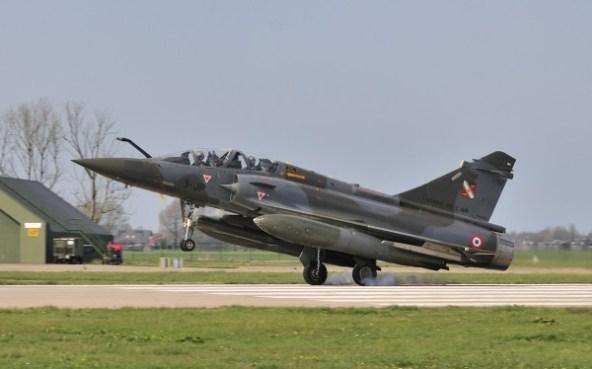 Mirage 2000N  EC02-003  Leeuwarden.