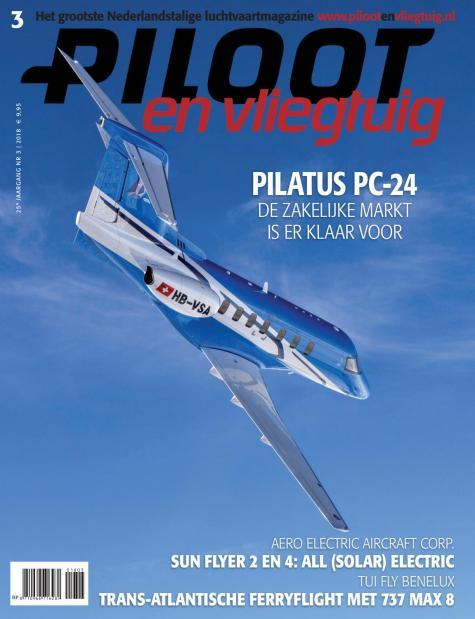 Piloot en Vliegtuig Editie 3-2018