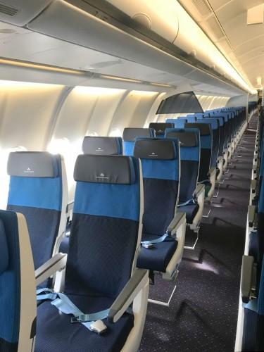 Foto S Klm Moderniseert Interieur A330 200 Piloot