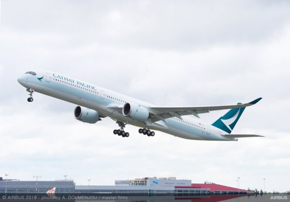 Airbus 350-1000 Cathay Pacific