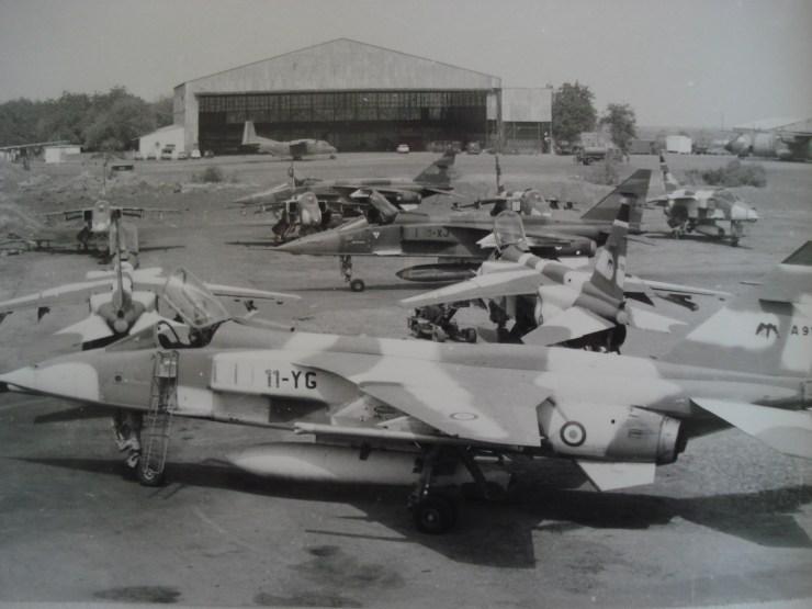 JAGUAR à N'Djamena