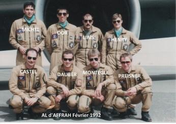 1/11 Al d'AFFRAH Février 1992