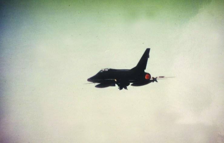 F 100 PC allumée