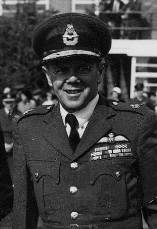 Air Cdre Gus Walker