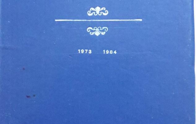 La couverture du carnet de vol