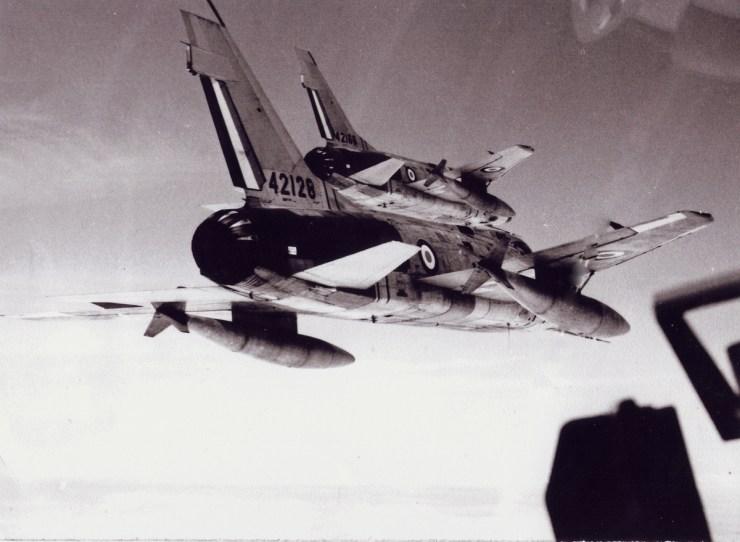 Patrouille de F-100D