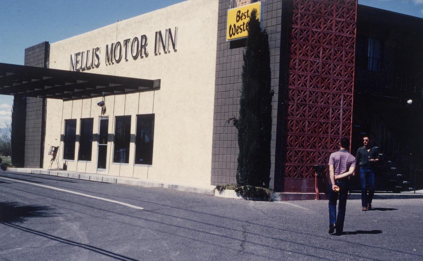 Motel du détachement