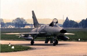 F100 à Eyhrac Air Base
