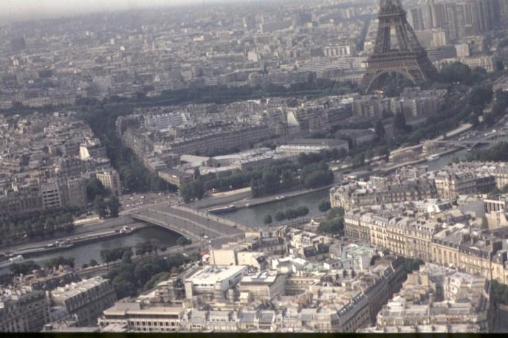 14 Juillet La tour Eiffel
