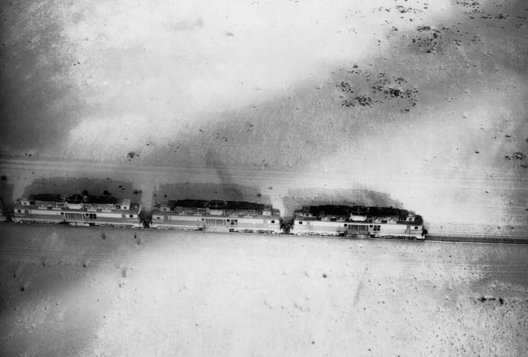 Le train Mauritanien régulièrement attaqué par le Polisario