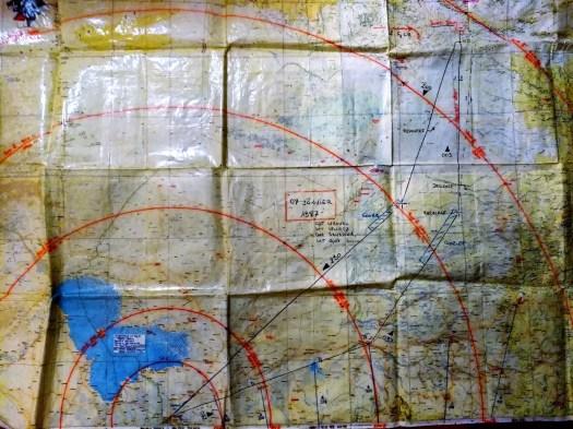 La carte de LA mission