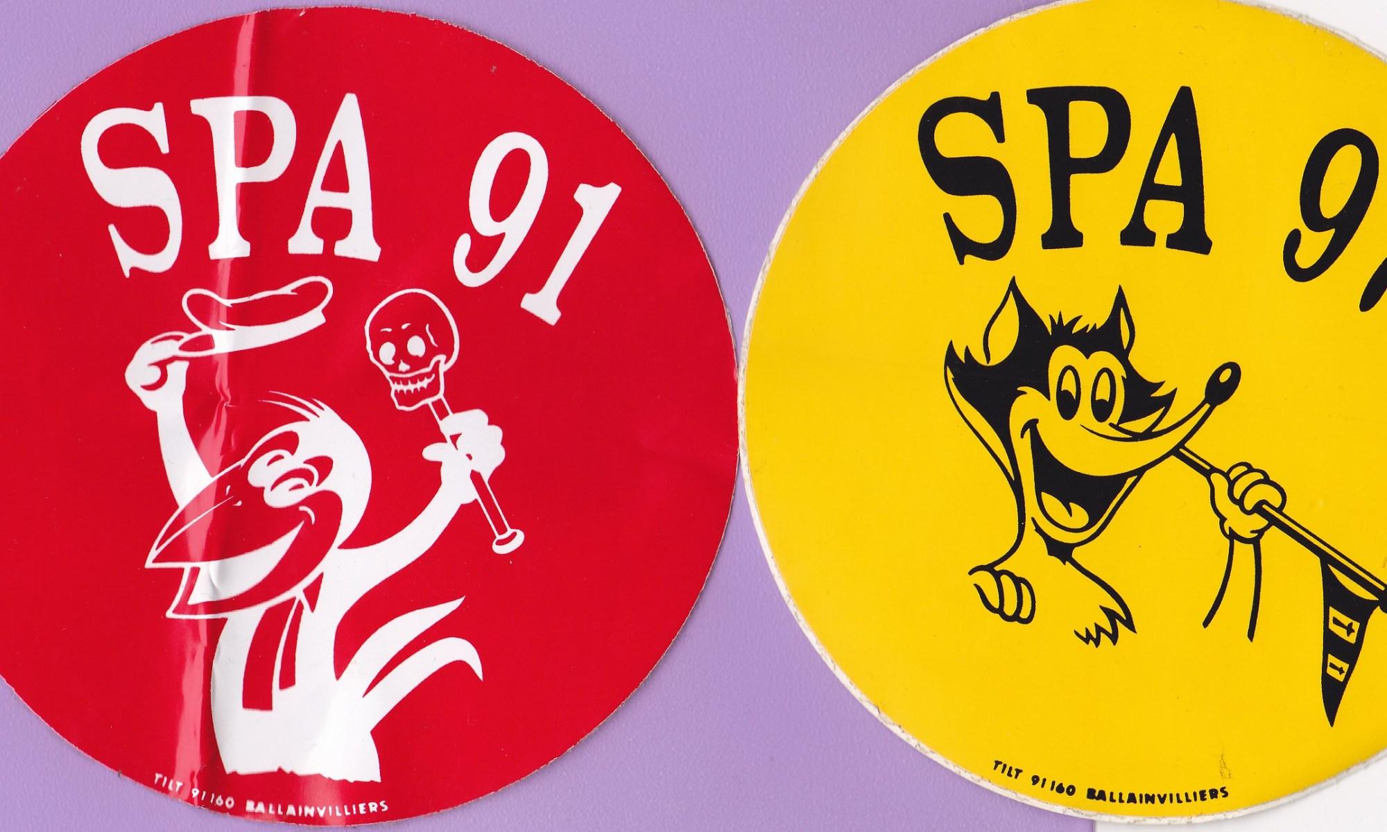 SPA 91 SPA 97