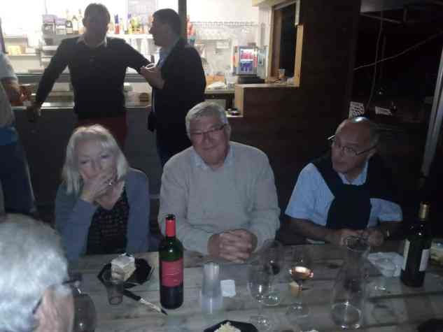 Suzie, Marc et Carrasco