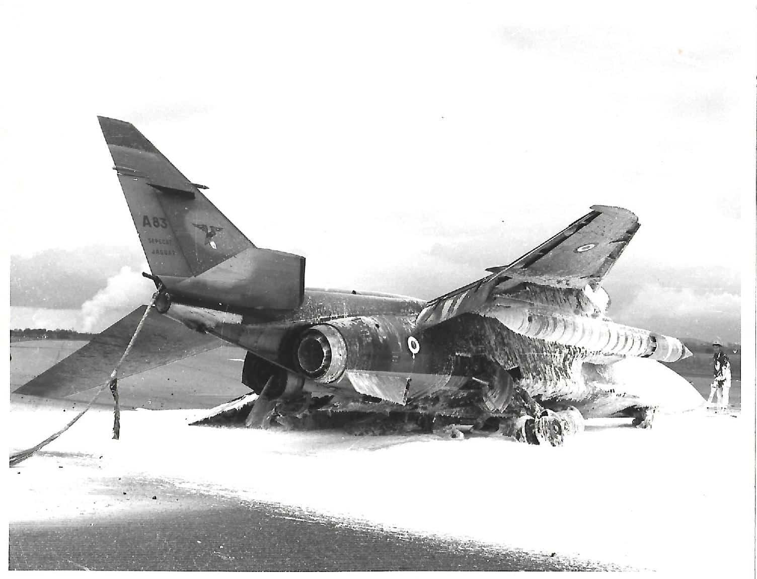 Crash A83