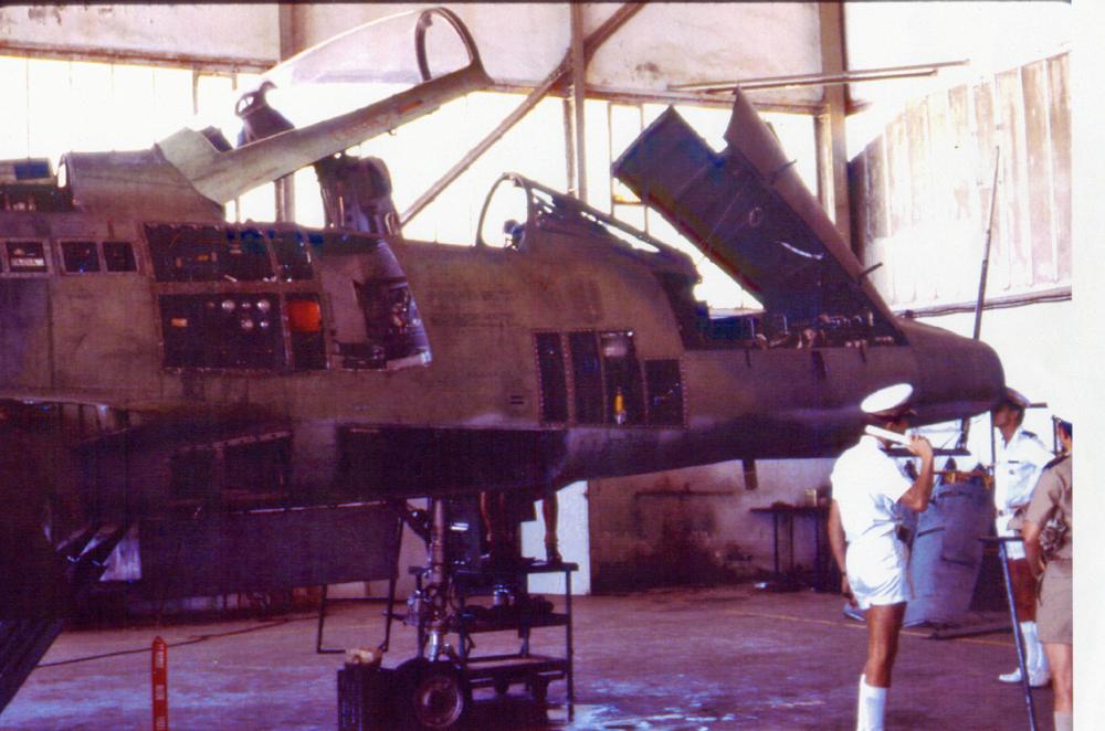 Djibouti - Réparation F100