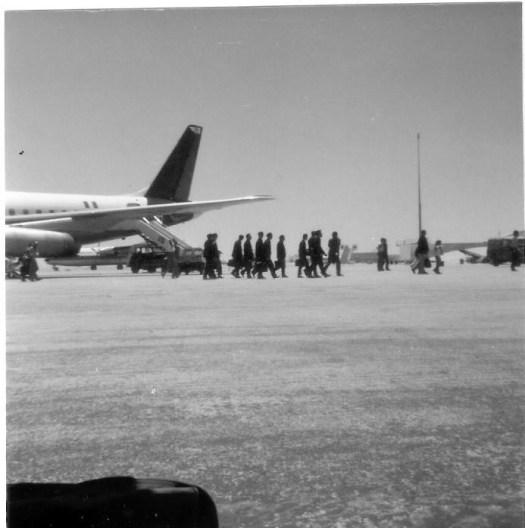 L'avion d'UTA et ses étranges passagers