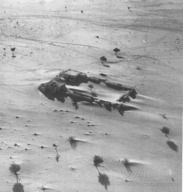 Fort Ziguey 25 Janvier 1984