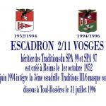L'EC 02/011 VOSGES
