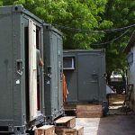 Manta shelter photos