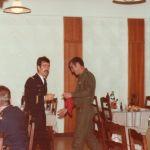 Nov 1976 Arrivée Taquet