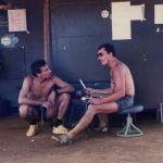 1984 La piste à Bangui