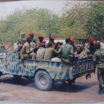 Les prisonniers Libyens à NDJ