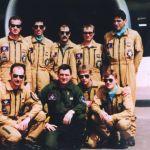 1992 fev les pilotes des emirats
