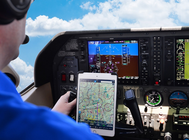 iPad-G1000-flight