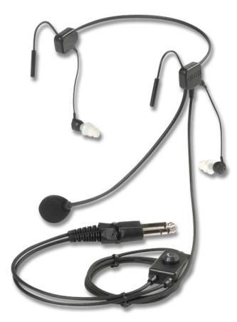 pilotcompro in ear headset