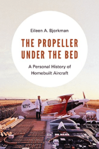 the propeller under the bed