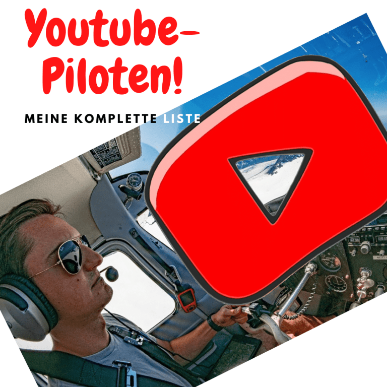 Youtube-Piloten!