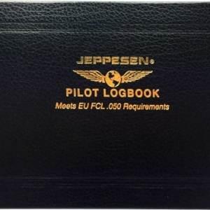Jeppesen European Pilot Logbook