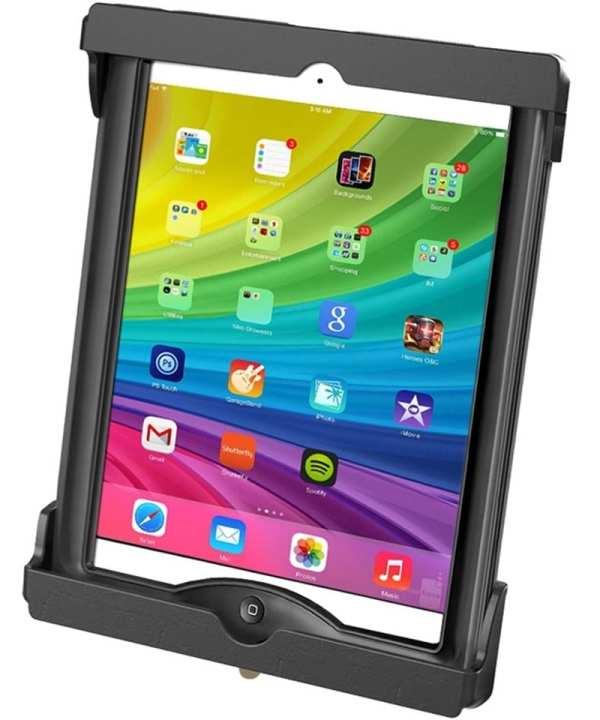 Universal Tab-Lock Halteschale für Apple iPad mini