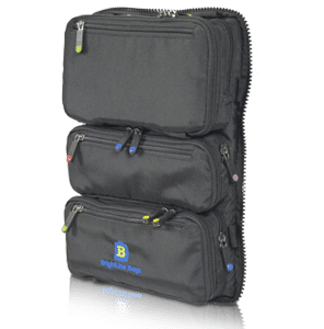 BrightLine Bags - Pocket Cap Front