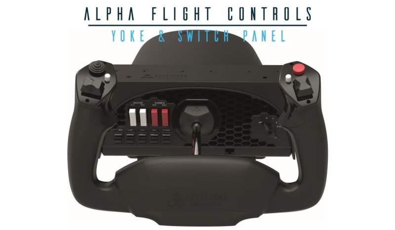 wolant-honeycomb-alpha-flight-controls